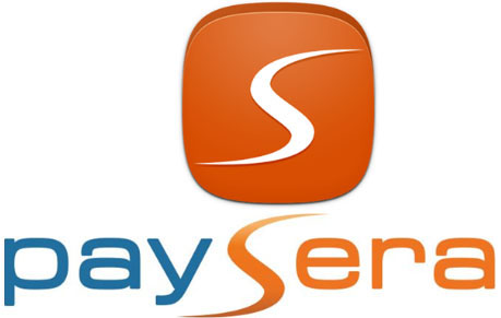 Paysera payment for dedicated 1GBPS and hosting